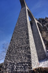 Stone structure standing tall