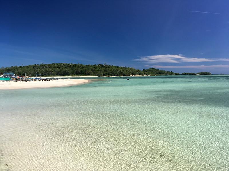 サムイ島 チャウエンビーチ北
