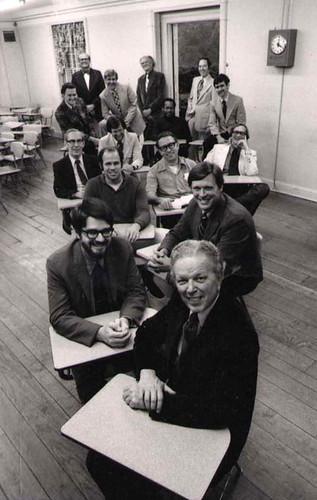 70's Faculty