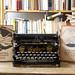 Perkeo portable typewriter