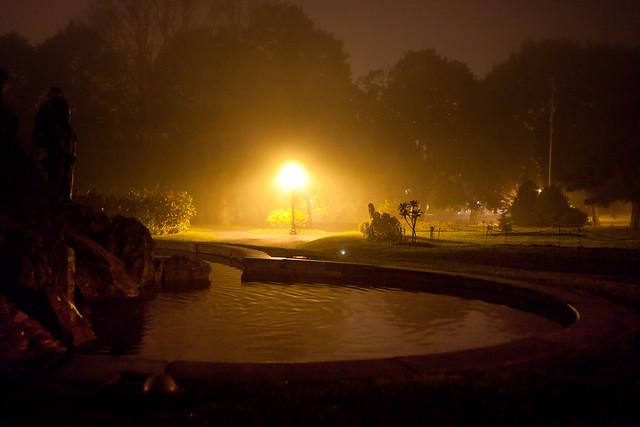 Night Fog - Albany, NY - 2011, Sep - 03.jpg