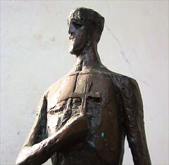 St Edmund by Elisabeth Frink
