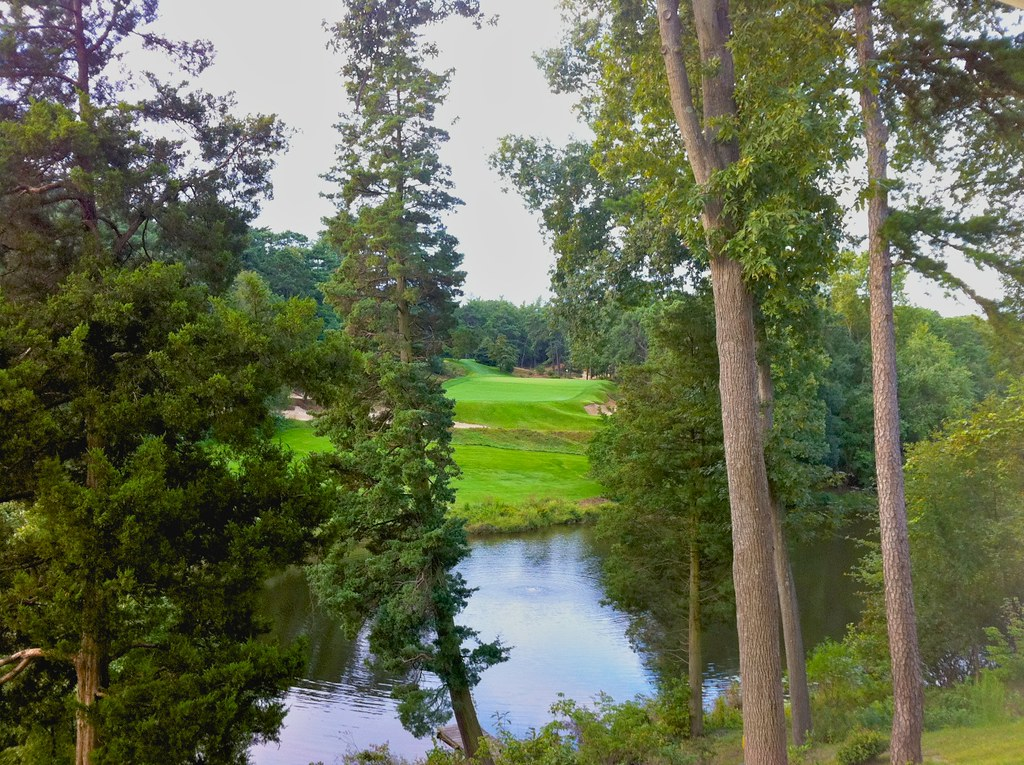 #5 @ Pine Valley, par 3- 240 yds | Hole-in-one | Flickr