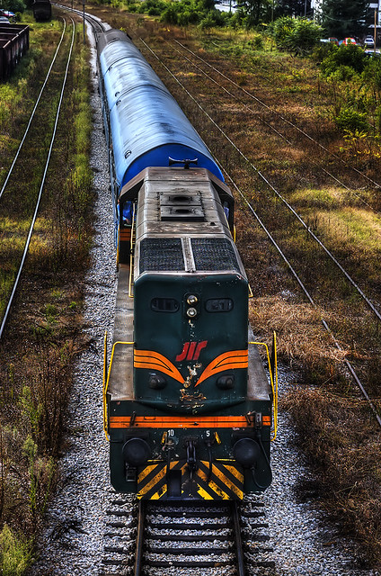 Utopia Train