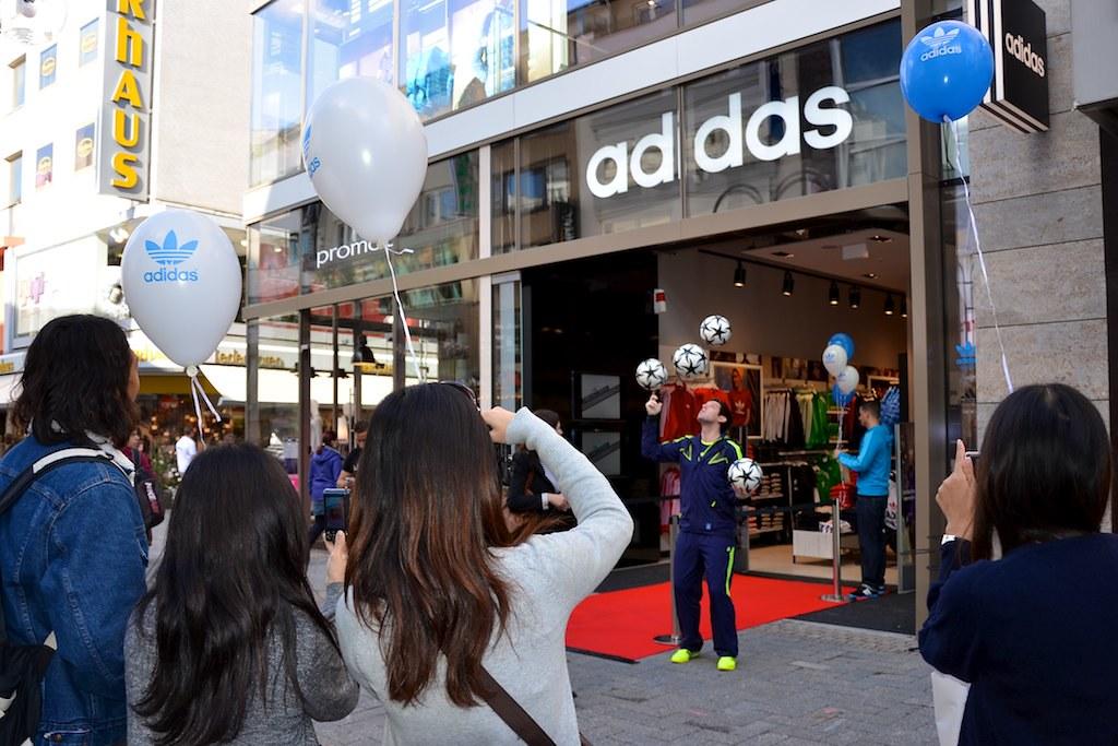 Adidas Store Opening in Köln | Foto: © Die Fußballartisten -… | Flickr
