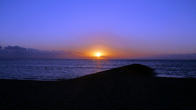 Sunrise: Bali