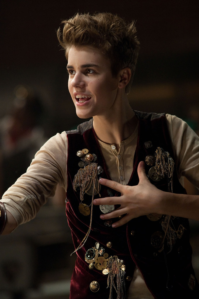 "ARTHUR CHRISTMAS 3D music video Justin Bieber ""Santa Claus… | Flickr"