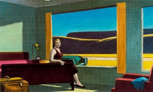 Motel en el Oeste_1957 | by El ladron de Bagdad