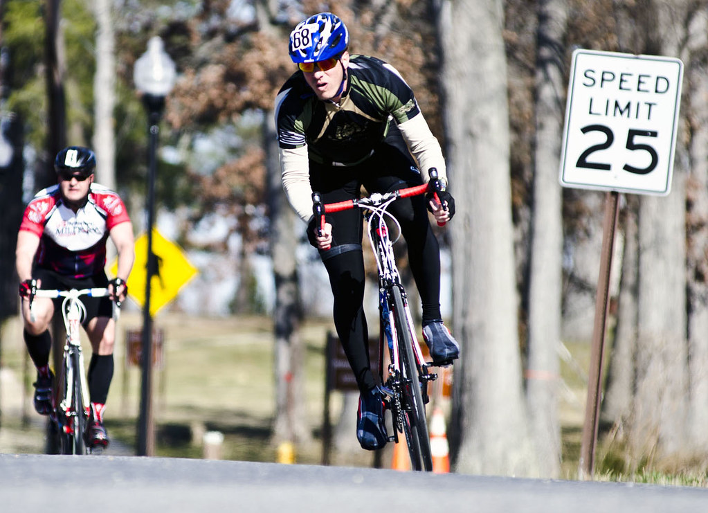 Wounded warriors compete at Fort Meade