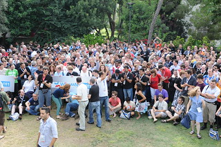 Wikimania 2011 - Group picture