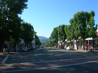 Downtown Weaverville, California | by jimmywayne