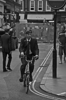 No I don't need a Boris Bike....
