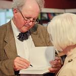 Alexander McCall Smith book signing | Alexander McCall Smith book signing