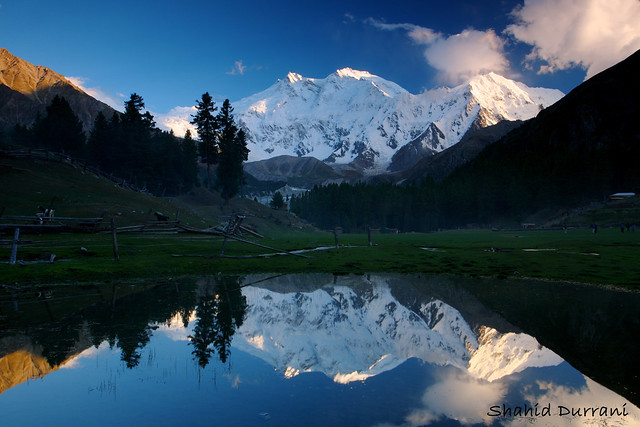 Fairy Meadows: Nanga Parbat