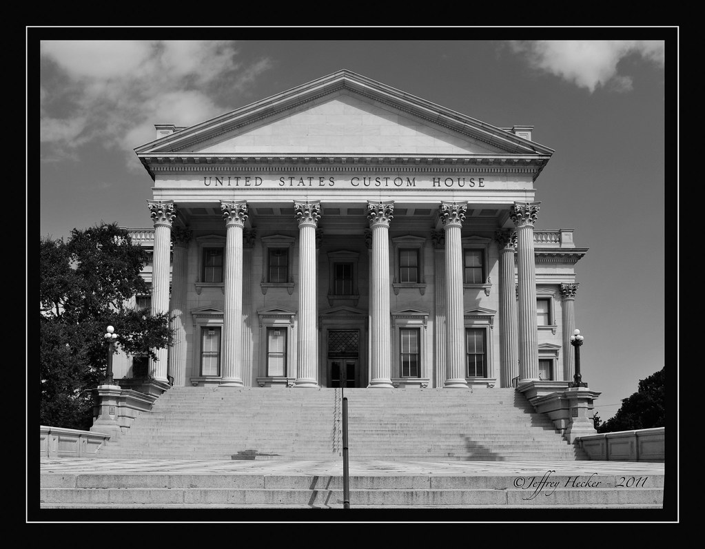 United States Custom House Charleston Sc Thank You For Flickr