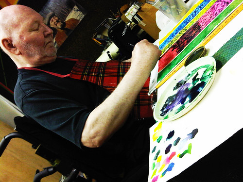 Cliff Enright - a very inspiring artist! | by MasPazProjects
