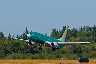 737-800 Missed Approach Practice