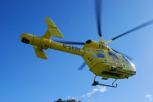 Excitement 3 - Yorkshire Air Ambulance | by aldisley