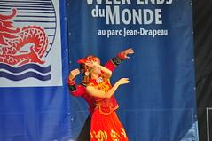 Week-ends du monde, parc Jean-Drapeau