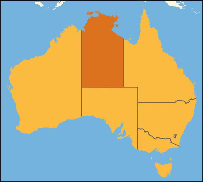 Australia - Northern Territory - Jeopardy | Opus Penguin | Flickr