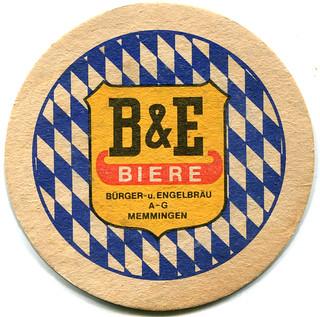 Memmingen - B&E Bier