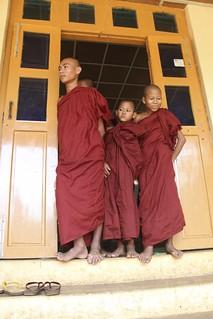 Burma Shane State Monastery