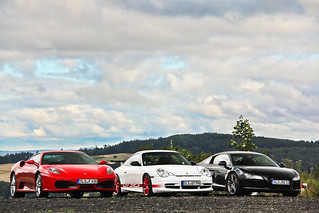 3 In A Row. | by YFcars