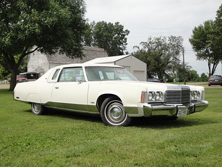 1974 Chrysler New Yorker Brougham   by Crown Star Images
