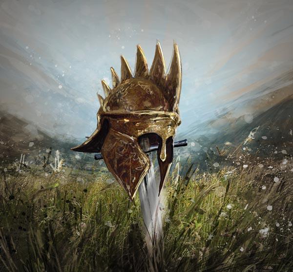 WAR AGE - Helmet of the Sun