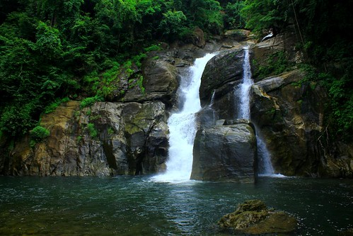 meenmutty waterfall | by Vinod S S