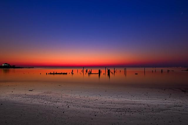 Bay Sunrise - Seabrook, Texas