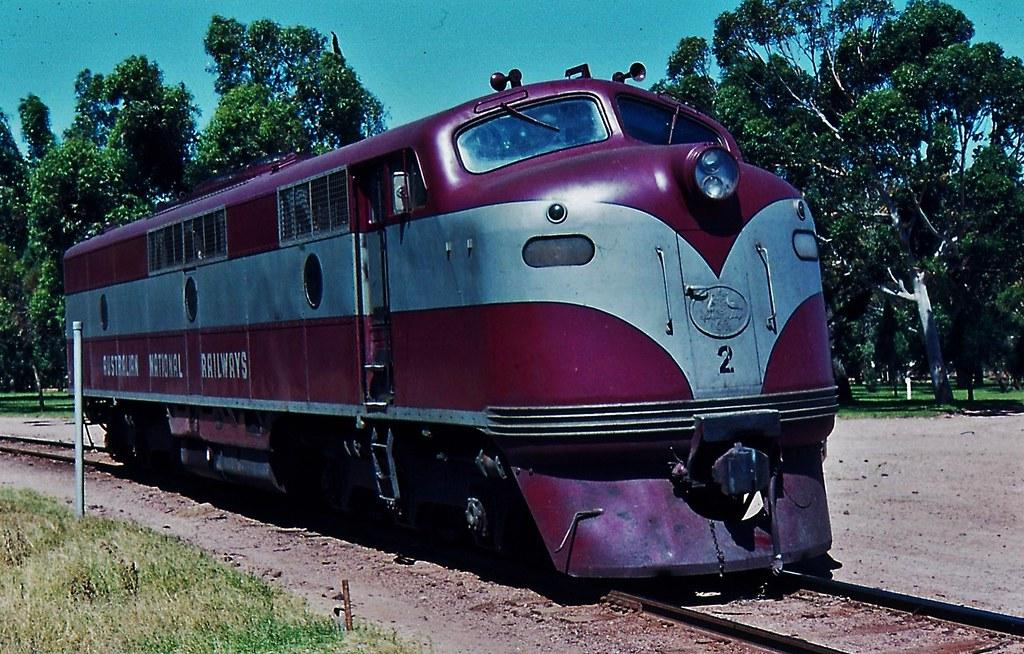 GM2 at Port Augusta SA by Rodney Gaulke