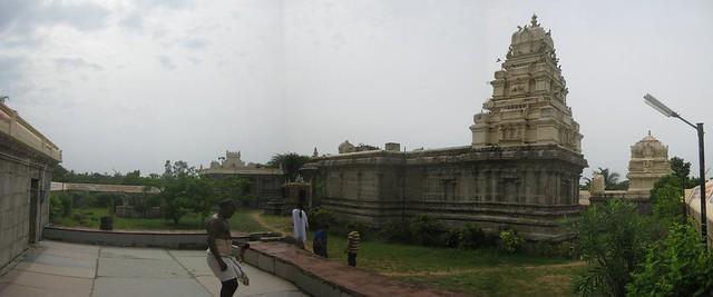 From the Srinivasar shrine