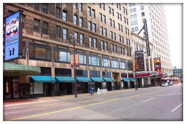 Cleveland OH ~ Playhouse Square Center