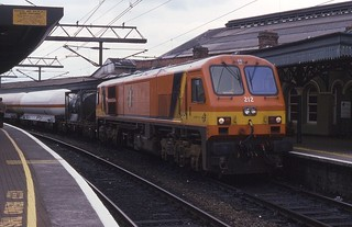 19.06.95 Dublin Connolly 212