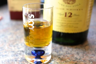 12 year old Irish Whiskey a.k.a Liquid Gold | by Seafield Farm