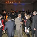 Tue, 07/19/2011 - 19:19 - Asistentes a la VII Conferencia Sub-Regional del Centro de Estudios Hemisféricos de Defensa (CHDS), con el patrocino del Ministerio de la Defensa de Chile, y el apoyo de la Academia Nacional de Estudios Políticos y Estratégicos de Chile (ANEPE) Recepción de bienvenida, Hotel W-Santiago de Chile, Julio 19-22, 2011.
