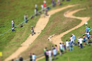 Olympic Rider Tiltshift | by Machiavellian Sheep