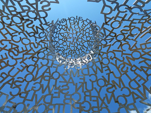 House of Knowledge, a sculpture by Jaume Plensa | by Tim Green aka atoach