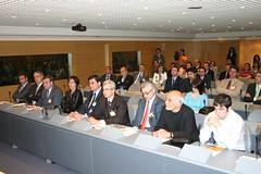 Todos los participantes del evento