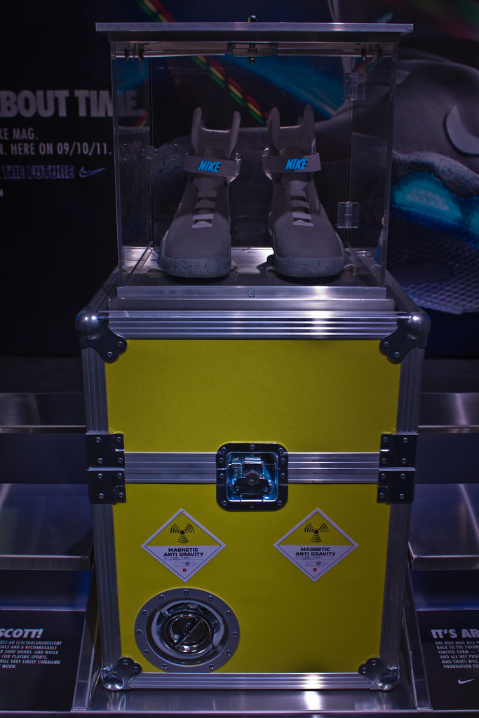 on sale 27c38 5d3ed ... Nike MAGs with Plutonium Case   by jdraimer