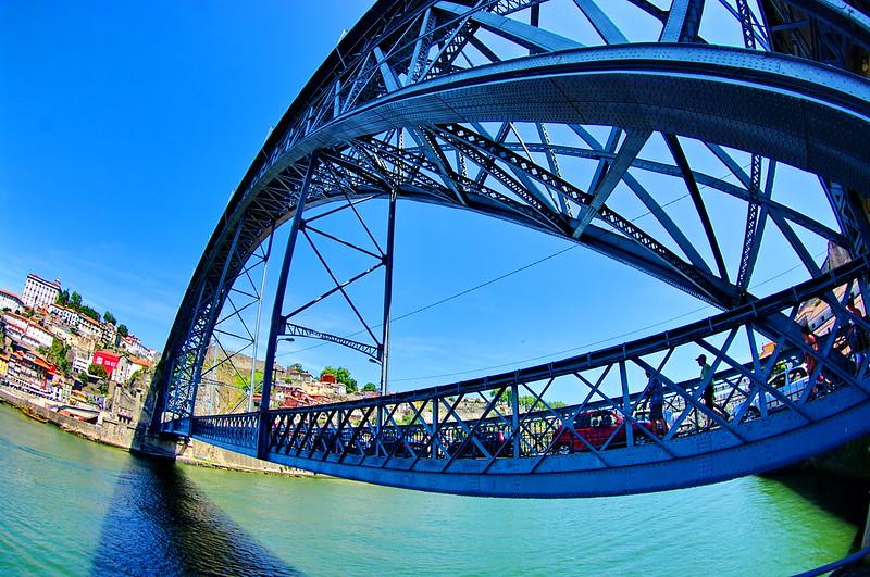 Porto, Ponte Dom Luis 12