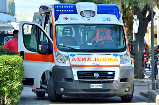 Ambulance-ambulanza -118 emergency-FIAT Ducato 3° serie | by Gianluca Prioli