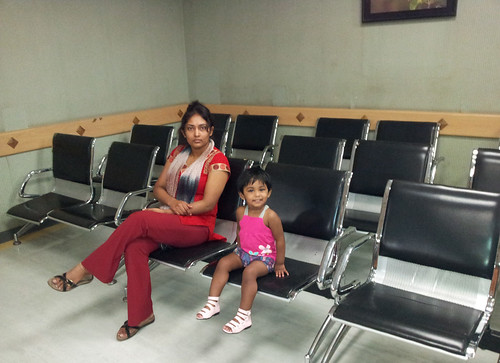 Suha with her mom - August 2011 | by rupom.bd