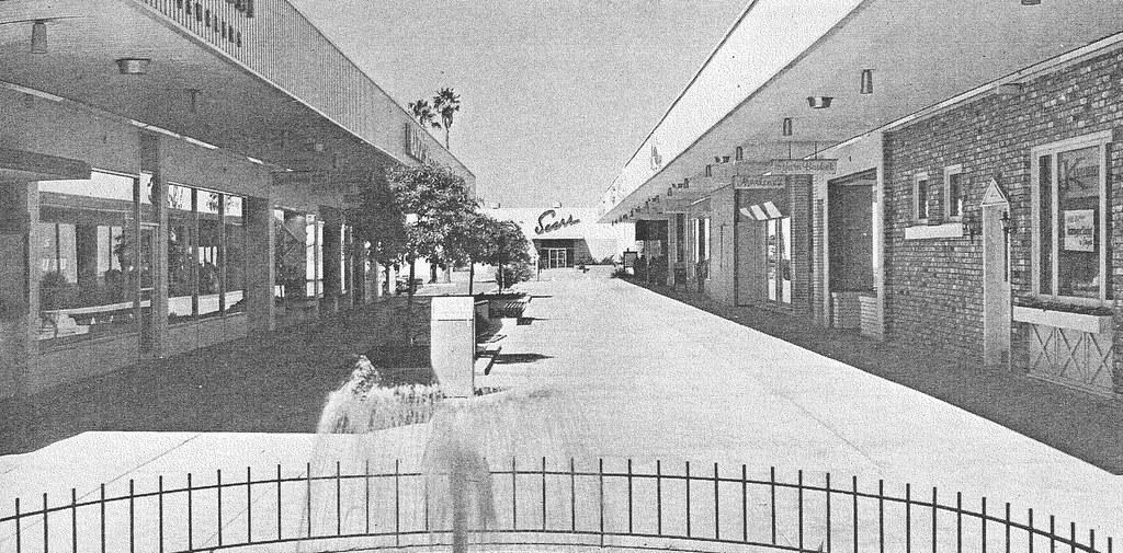 San Antonio Shopping Center Mountain View CA | A vintage ...
