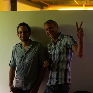 Simon & Matti
