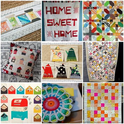 Pillow Talk Swap - Round 6 - Mosaic | Hi partner! I've ...