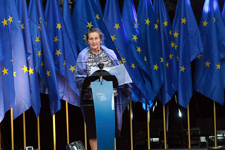 Inauguration of the 'Agora Simone Veil' and 'Esplanade... | by EPP Group in the European Parliament (Official)