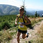 nejlepší český běžec na Králičáku Jakub Bajza, foto: Miroslav Havran
