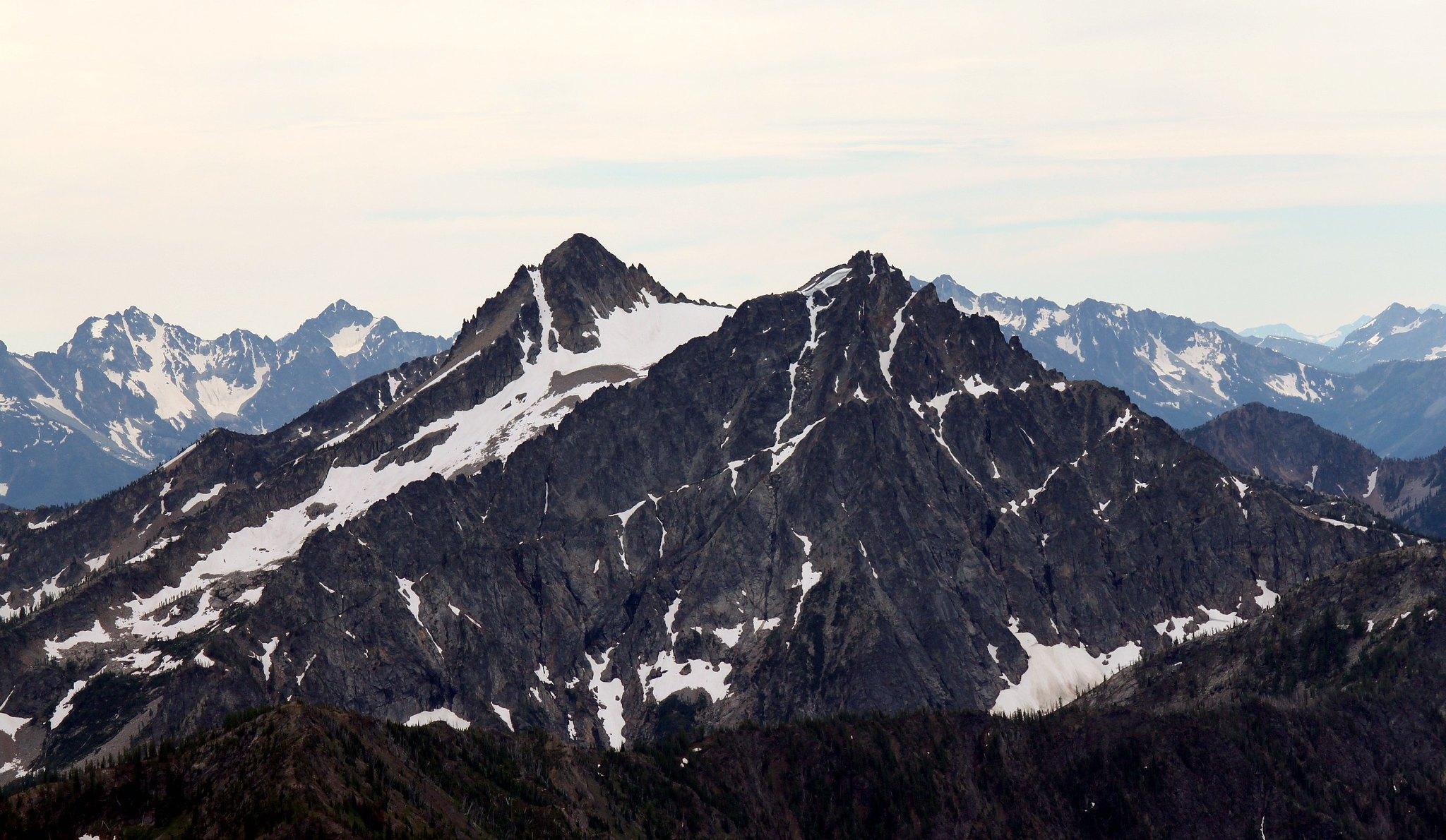 Reynolds Peak of Twisp Slam